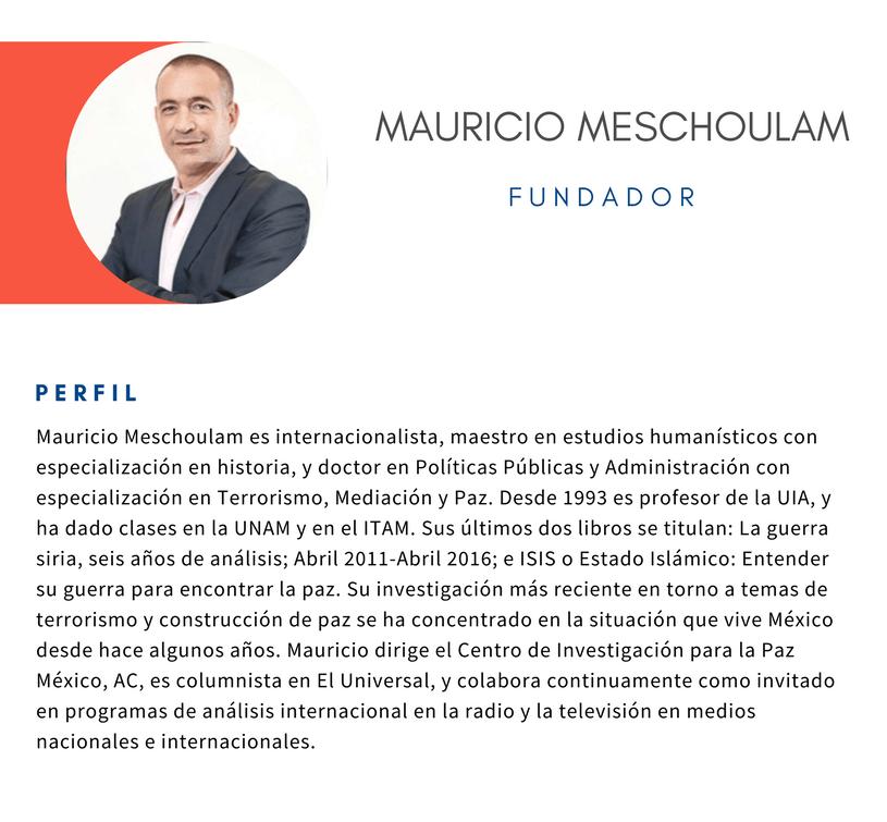Mauricio Meschoulam