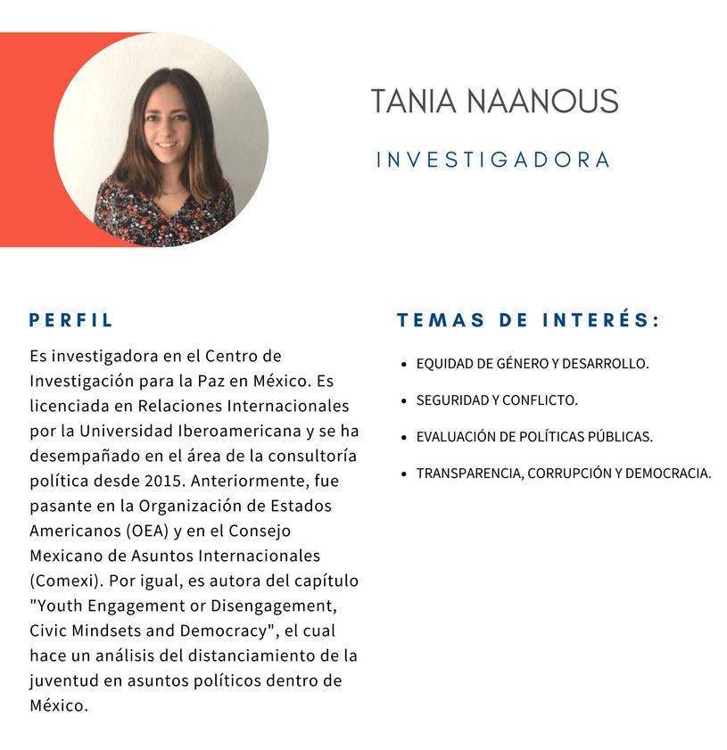Tania Naanous Rayek