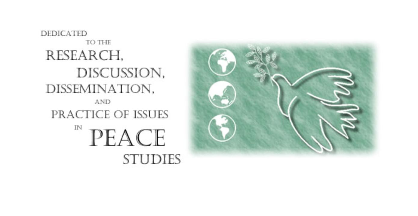 CIPMEX publicado en International Journal of Peace Studies