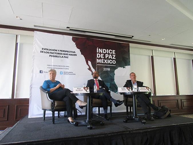 Presentación Índice de Paz México 2018