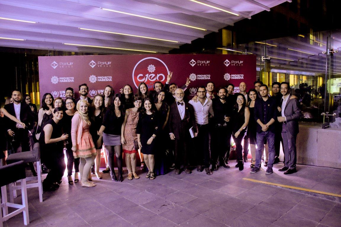 CIPMEX en el evento «Así Responde México» de Proyecto Habesha