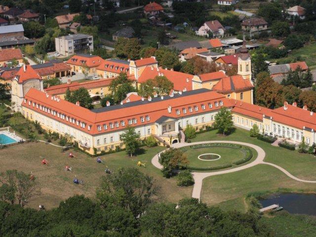 Cumbre de GLOBSEC en Château Béla