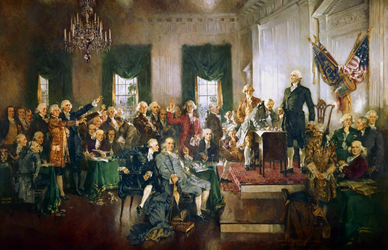 La cuarta fundación de Estados Unidos