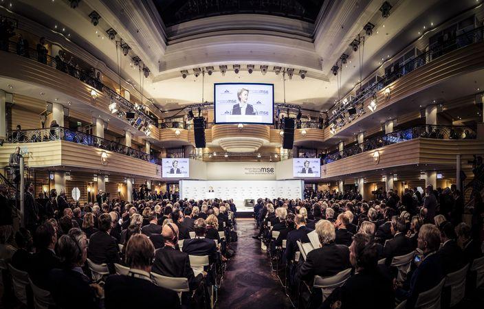 Lo ocurrido en la Conferencia de Seguridad de Múnich