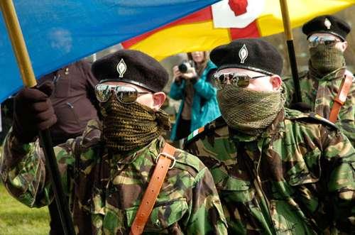 ¿Ha vuelto el Ejército Republicano Irlandés?