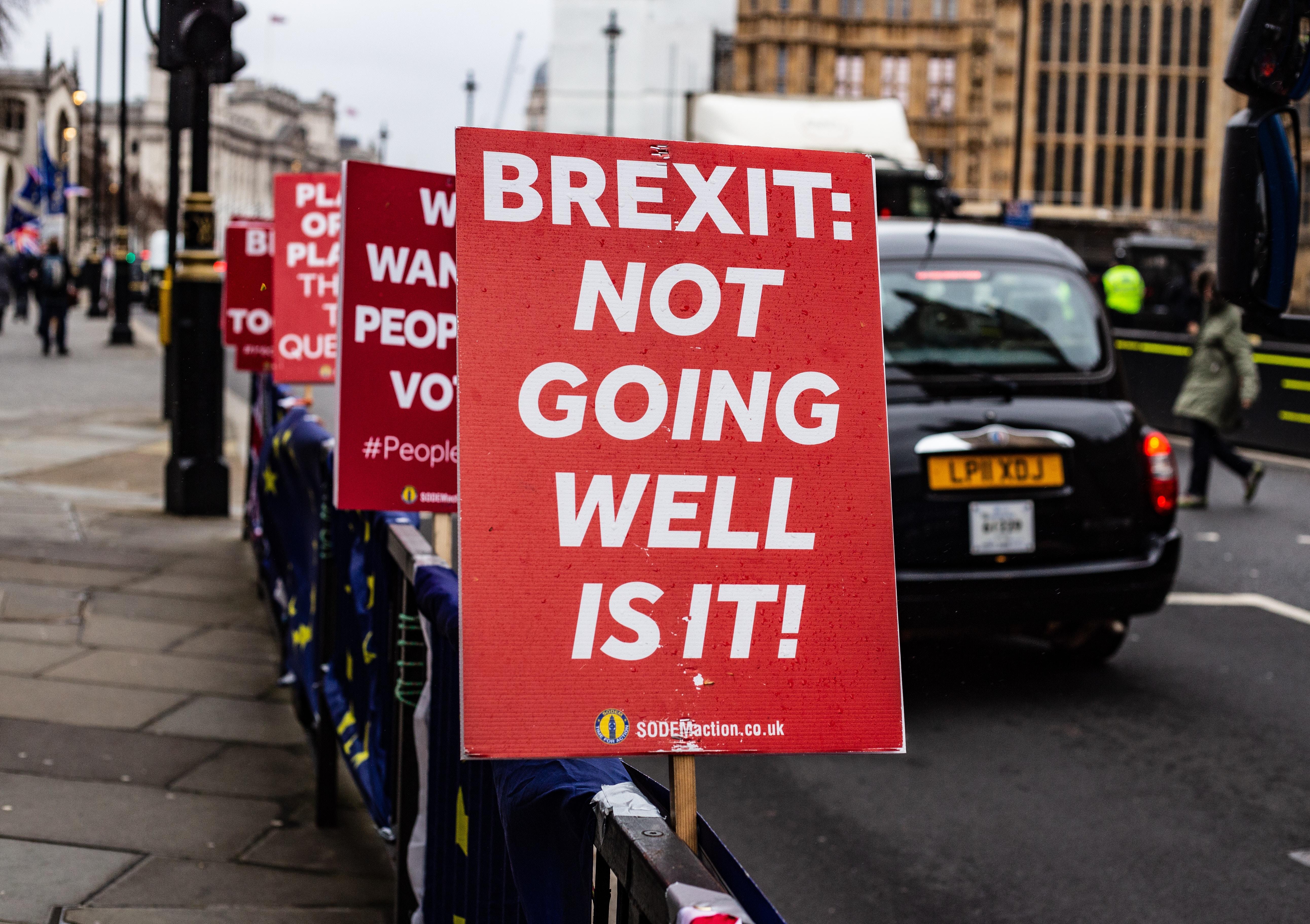 Brexit y el nuevo IRA