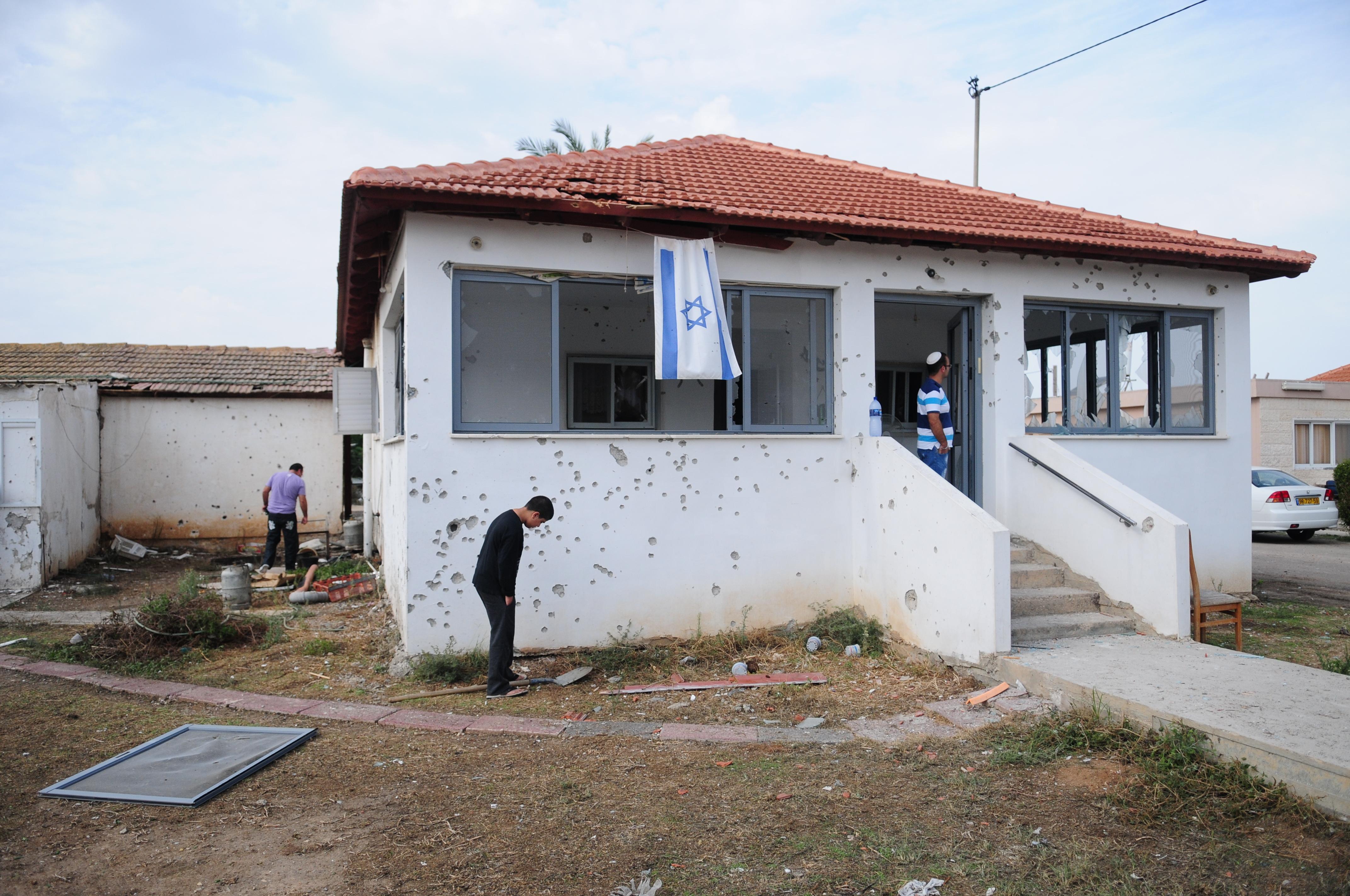 El sobre de Gaza: ¿ha disminuido la resiliencia social?