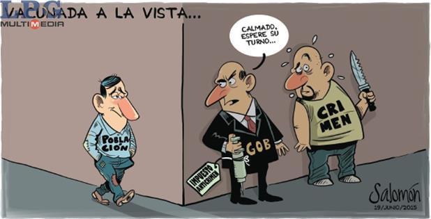 México Lidera el Ranking de Delincuencia Organizada