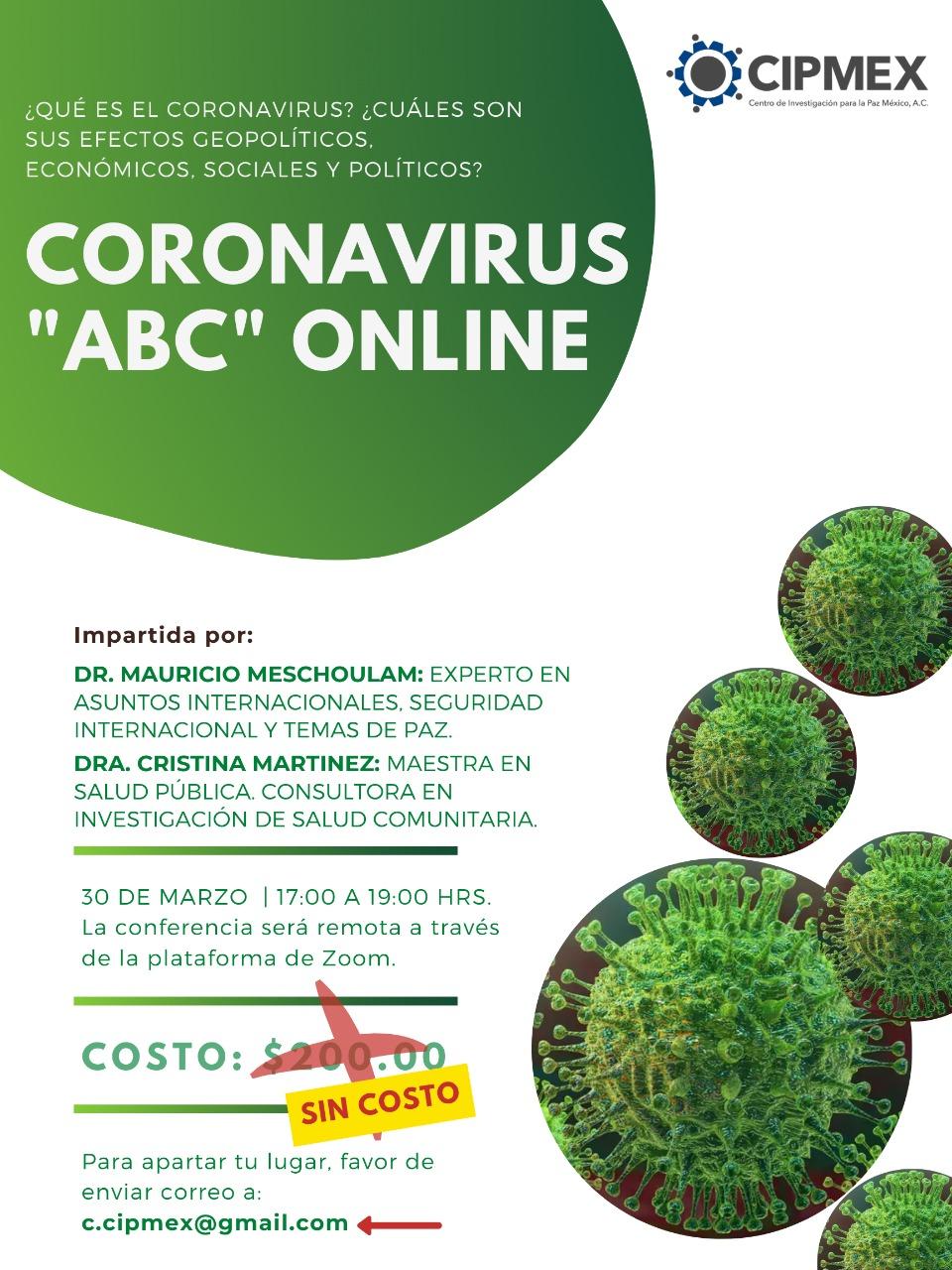 Coronavirus «ABC» Online