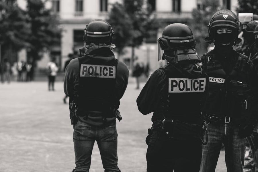 La policía como parte de la solución