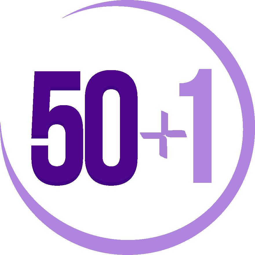 Presentación con Colectivo 50+1